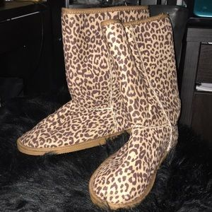 Shoes - Cheetah boots! 😊